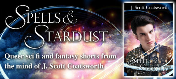 J. Scott Coatsworth - Spells & Stardust Banner
