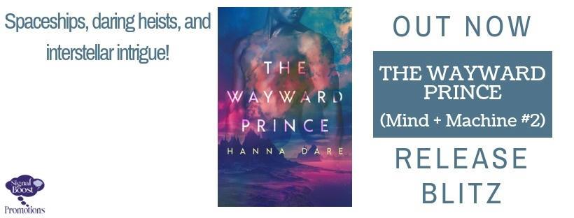 Hanna Dare - The Wayward Prince RBBannerWP