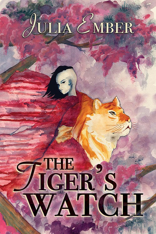 Julia Ember - The Tiger's Watch Cover