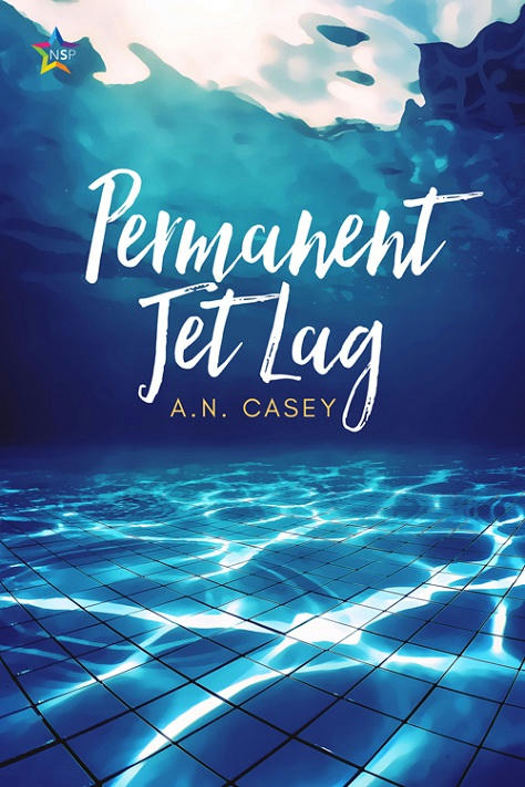 A.N. Casey - Permanent Jet Lag Cover