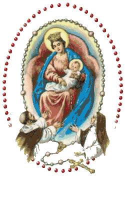 el rosario de la virgen maria