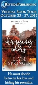 Elyse Springer - Changing Colors TourBadge