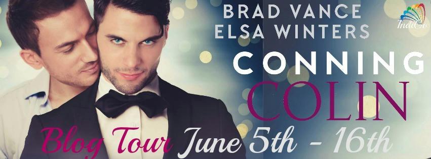 Brad Vance & Elsa Winters - Conning Colin BT Banner