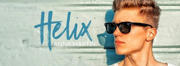 Anna Martin - Helix Banner