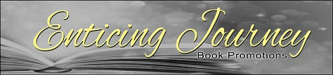 Enticing Journey Book Promotions Banner