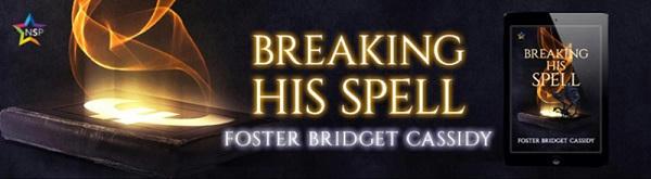 Foster Bridget Cassidy - Breaking His Spell NineStar Banner