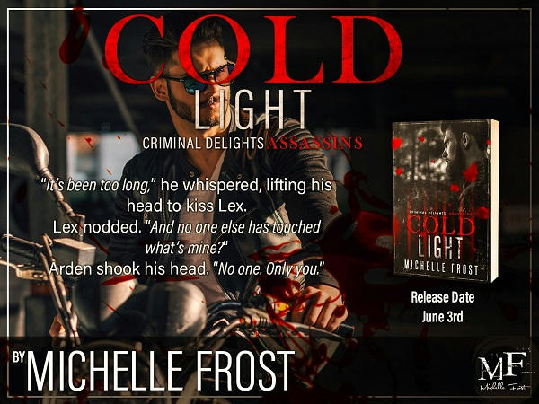 Michelle Frost - Cold Light Teaser 1