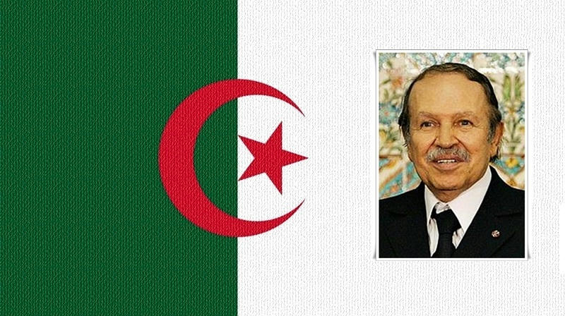 Presidente argelino, Abdelaziz Bouteflika renunciará tras 20 años en el poder