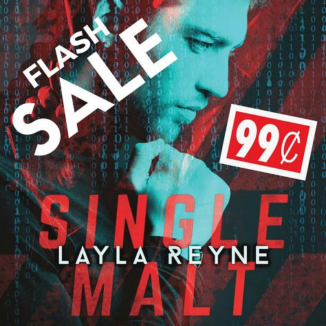Layla Reyne - Single Malt Square Sale