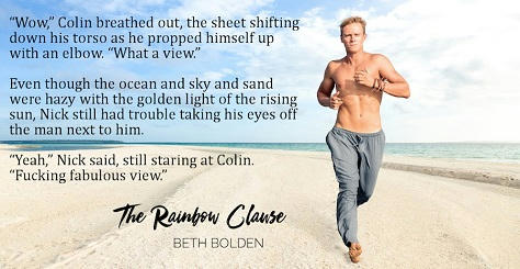 Beth Bolden - The Rainbow Clause Teaser 6