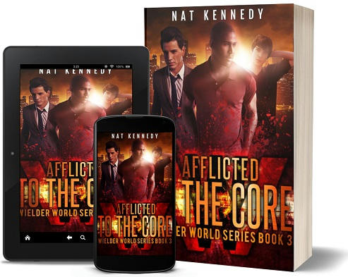 Nat Kennedy - Afflicted to the Core 3d Promo