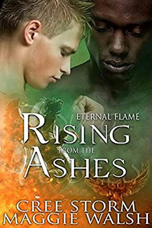 Maggie Walsh & Cree Storm - Rising From The Ashes Cover