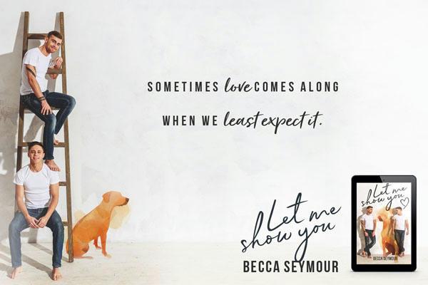 Becca Seymour - Let Me Show You MEME2