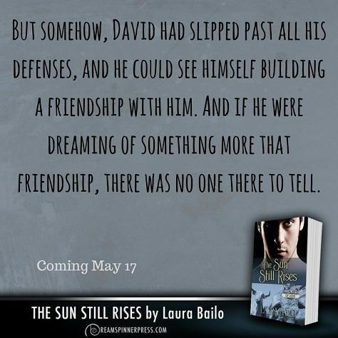 Laura Bailo - The Sun Still Rises Teaser