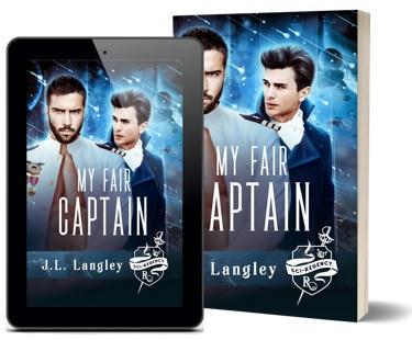J.L. Langley - My Fair Captain Promo
