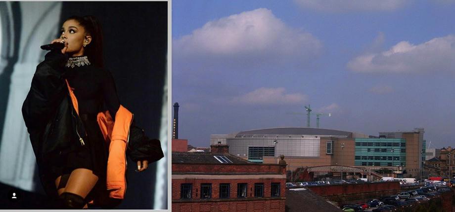 Tragedia en concierto de Ariana Grande en estadio Manchester Arena