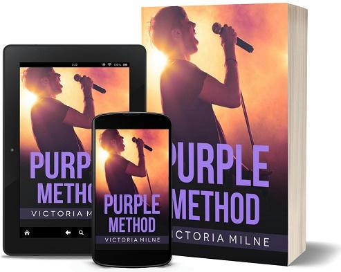 Victoria Milne - Purple Method 3d Promo