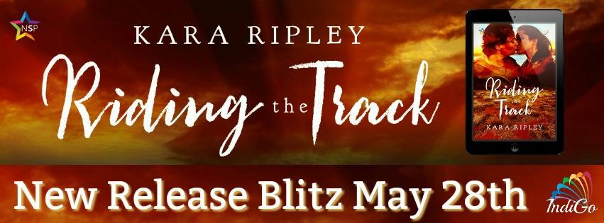 Kara Ripley - Riding The Track Banner