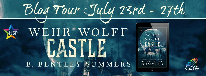 B. Bentley Summers - Wehr Wolff Castle Banner