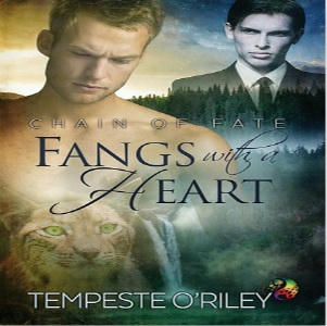 Tempeste O'Riley - Fangs With A Heart Square