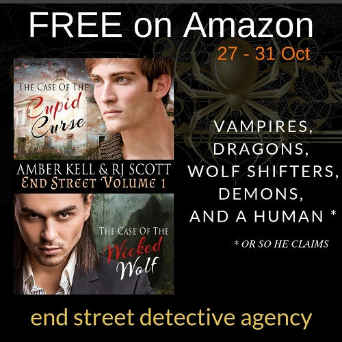 R.J. Scott & Amber Kell - End Street Vol 01 FB - End Street FREE 27-31 Oct