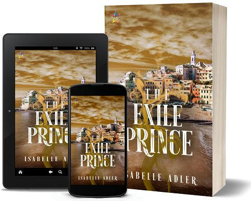 Isabelle Adler - The Exile Prince 3d Promo