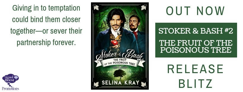 Selina Kray - The Fruit Of The Poisonous Tree RBBanner