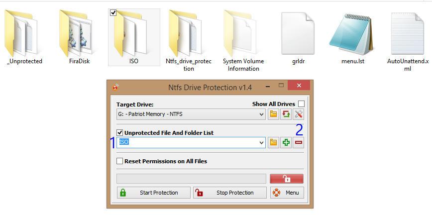 حماية External Drive الفيروسات نهائي