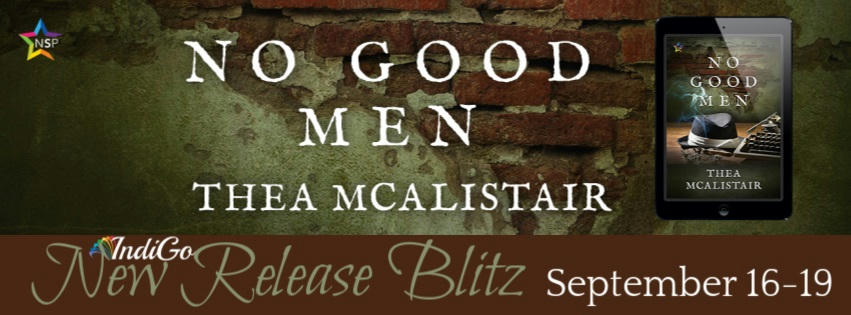 Thea McAlistair - No Good Men RB Banner