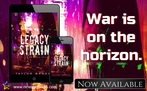 Taylor Brooke - Legacy Strain Now Available