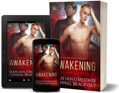 Connal Braginsky and Sean Ian O'Meidhir - Awakening 3d Promo