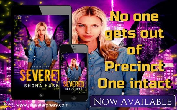 Shona Husk - Severed Now Available