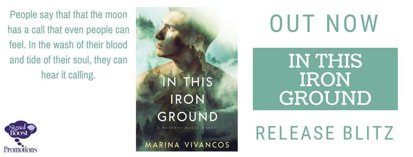 Marina Vivancos - In This Iron Ground RBBanner