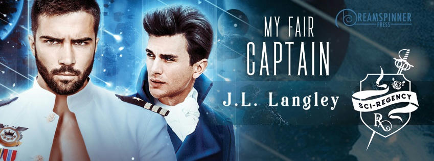 J.L. Langley - My Fair Captain Banner