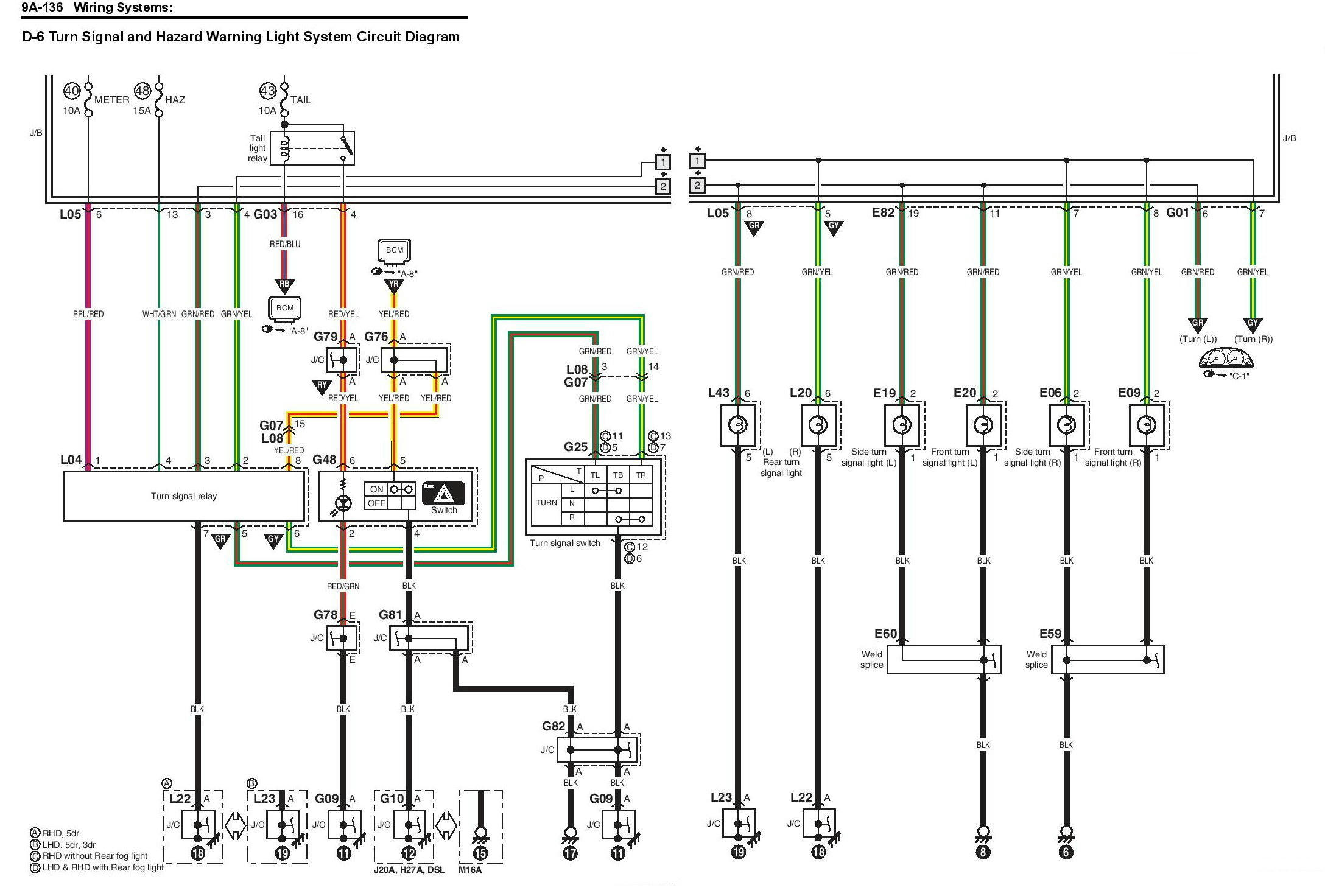 Indicator Flasher Relay Wiring Diagram 38 Images Top Circuits Page 793 Nextgr Ha4kp0t27r79tiqzg Pin Out For Suzuki Forums