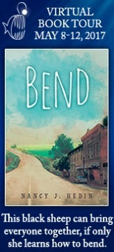 Nancy J. Hedin - Bend Badge