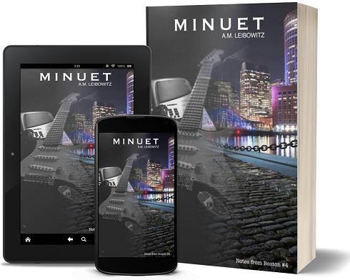 A.M. Leibowitz - Minuet 3D Promo