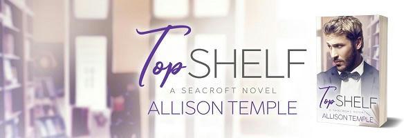 Allison Temple - Top Shelf Banner