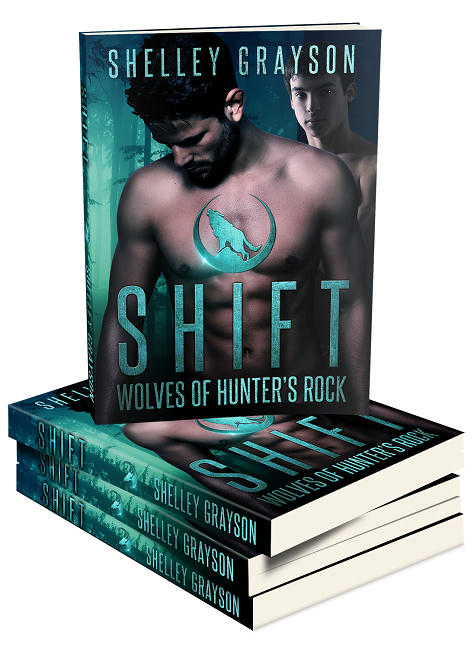 Shelley Grayson - Shift paperback