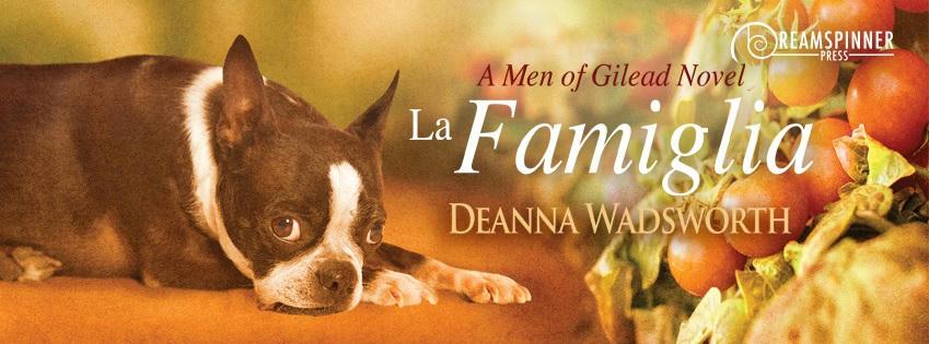 Deanna Wadsworth - La Famiglia Banner L