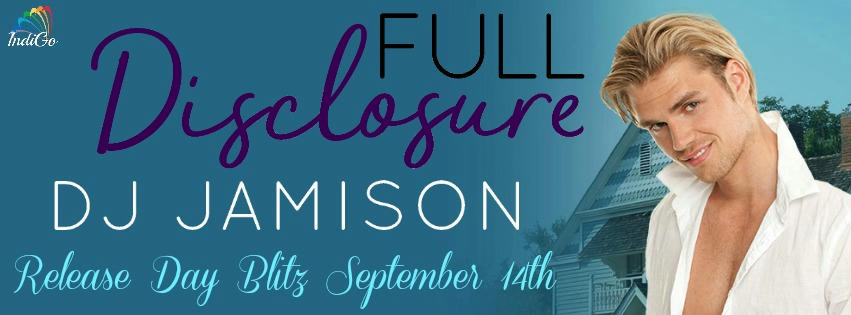 D.J. Jamison - Full Disclosure Tour Banner