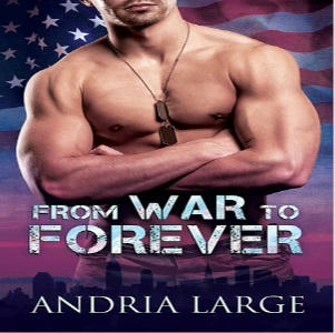 Andria Large - From War to Forever Square