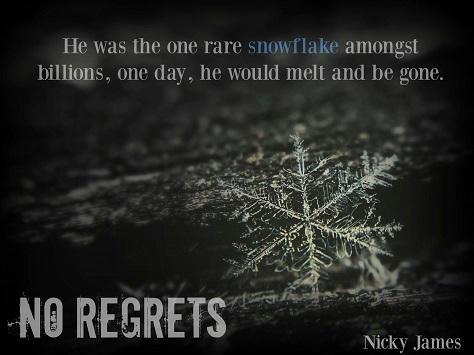 Nicky James - No Regrets Teaser 2