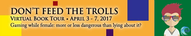 Erica Kudisch - Don't Feed The Trolls Tour Banner