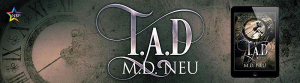 M.D. Neu - T.A.D. - The Angel of Death NineStar Banner