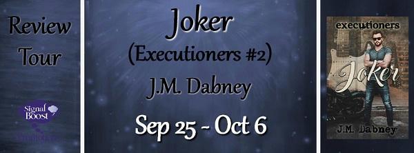 JM Dabney - Joker RTBanner