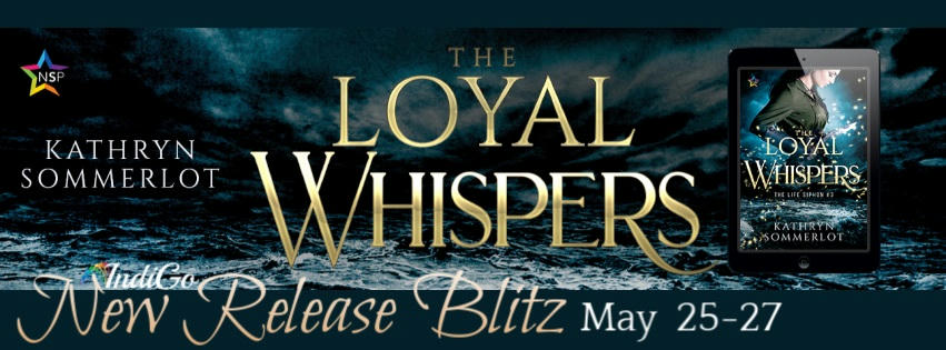 Kathryn Sommerlot - The Loyal Whispers RB Banner