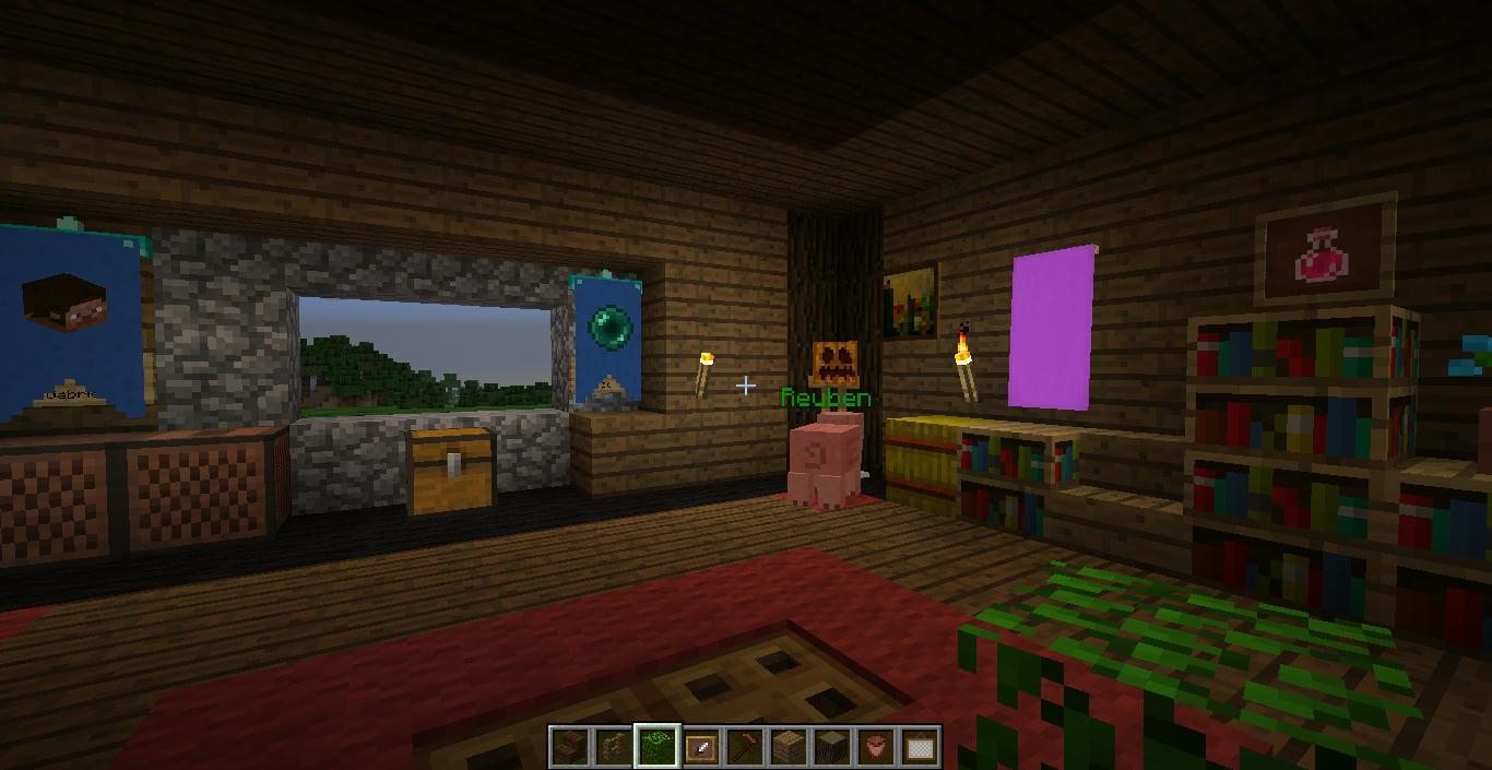 Minecraft Карты для Модов