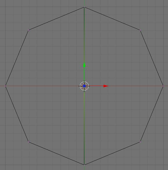 [Intermédiaire] [Blender 2.4 à 2.49] Créer et intégrer son premier mesh de A à Z : 4 - Modélisation d'un vase 84avdts5ryl2ubv6g