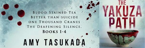 Amy Tasukada - Yakuza Path Boxset Banner
